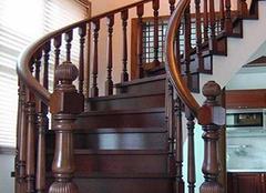 木扶手楼梯怎么样?木扶手楼梯的优缺点