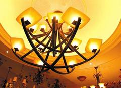 欧式灯具的种类有哪些?欧式灯具的特点介绍