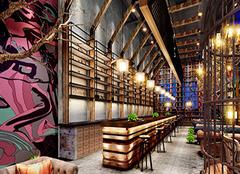 咖啡馆设计三要素 咖啡馆设计效果图