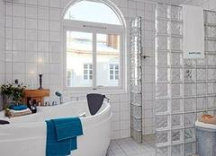 浴室玻璃隔斷多少錢?浴室玻璃隔斷選購技巧