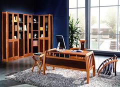 实木书桌保养方法 实木书桌报价