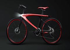 智能自行车新时代 摩拜单车