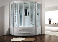 整体淋浴房选购技巧及优缺点介绍