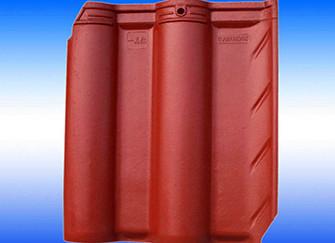 彩色水泥瓦的优点及质量辨别方法
