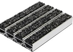 铝合金地垫厂家推荐 铝合金地毯保养