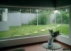 无框阳台窗是什么?无框阳台窗选购技巧