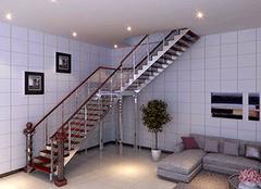 钢木楼梯装修注意事项及选购技巧