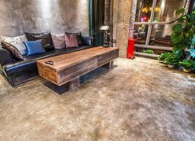 水泥地板漆有毒吗?水泥地板漆施工步骤