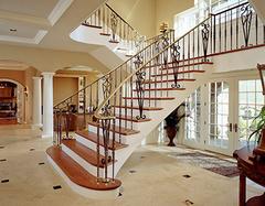 别墅楼梯装修的注意事项