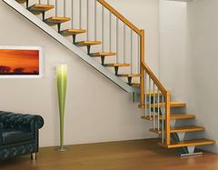 别墅楼梯装修材质大比拼 总有一款适合你