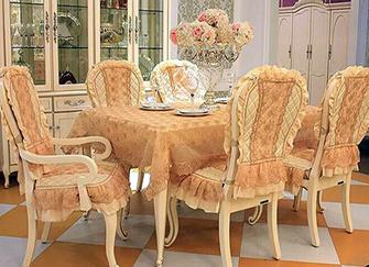 餐桌椅子尺寸选择 餐桌椅子图片
