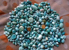 绿松石分类介绍 绿松石图片