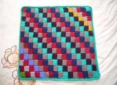 手工编织地垫方法 手工编织地垫产品推荐