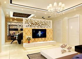 客厅活动隔断墙设计原则
