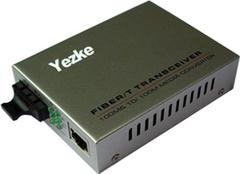 多模光纤收发器简介 多模光纤收发器应用领域