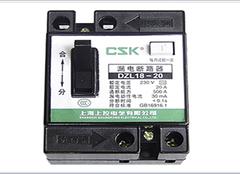 漏电保护器选购 漏电保护器安装注意事项
