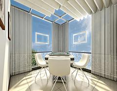阳光房设计风格介绍