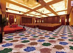 酒店地毯选购原则 不同风格酒店地毯图片