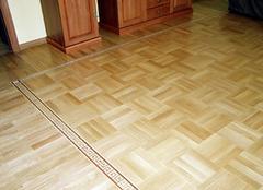 拼花地板施工方法 拼花地板保养清洁方法