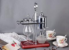 虹吸式咖啡壶使用方法详解