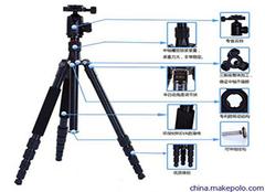 三脚架怎么用 摄像机三脚架的使用技巧