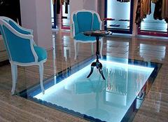 玻璃地板装修注意事项 玻璃地板的作用