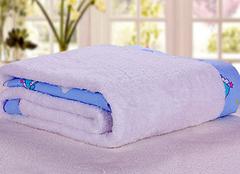 毛巾被选购技巧及清洗方法介绍