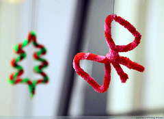 手工制作圣诞帽步骤详细介绍