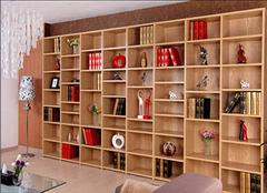 传统书柜与整体书柜的区别 整体书柜的优势
