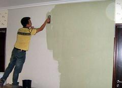 墙面刷漆步骤详解 墙面刷漆清洁攻略