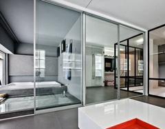 玻璃隔断墙价格及设计注意事项