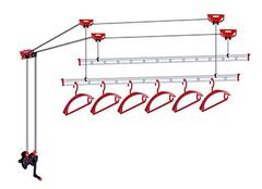 阳台晾衣杆安装方法介绍 安装时注意事项