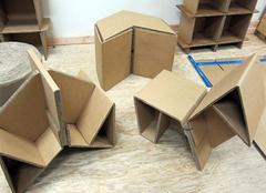 纸家具制作步骤详细讲解