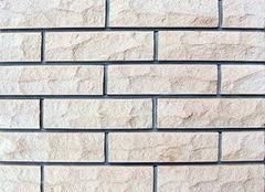 外墙劈开砖的优点及施工注意事项