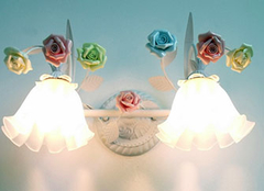 壁灯高度多少适宜?壁灯高度的安装方法介绍