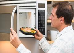 微波炉做菜 美味健康生活