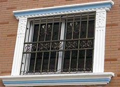铁艺防盗窗安装前注意事项 保养铁艺防盗窗小技巧