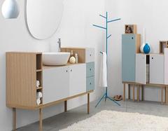 浴室收纳小技巧 小空间大利用