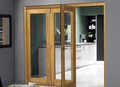 厨房折叠门的尺寸 厨房折叠门特点