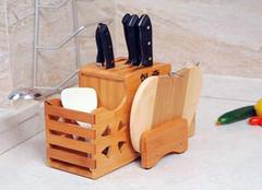 厨房刀架水槽安装 厨房刀架槽清洗