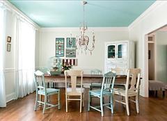 家庭装修设计风水知识及色彩搭配