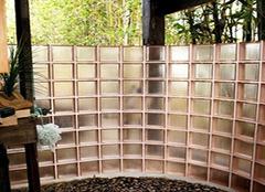 玻璃砖隔墙是什么 玻璃砖隔墙优点介绍