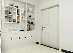 鞋柜玄关的作用 鞋柜玄关设计详细讲解