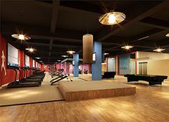 健身房装修注意事项 健身房装修效果图