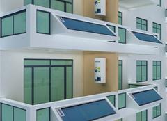 壁挂式太阳能热水器优缺点分析