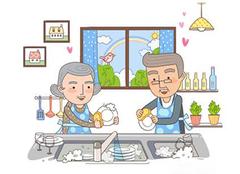迎春扫尘 厨房清洁走起来