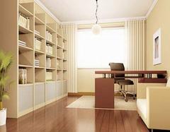 书房装修类型有哪些?书房装修设计原则介绍