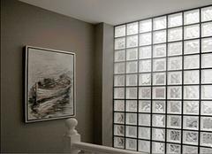 玻璃砖隔墙材质介绍