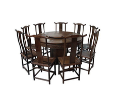 实木圆餐桌选购要点 实木圆餐桌保养技巧