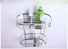 浴室置物架如何选购 浴室置物架安装与清洁